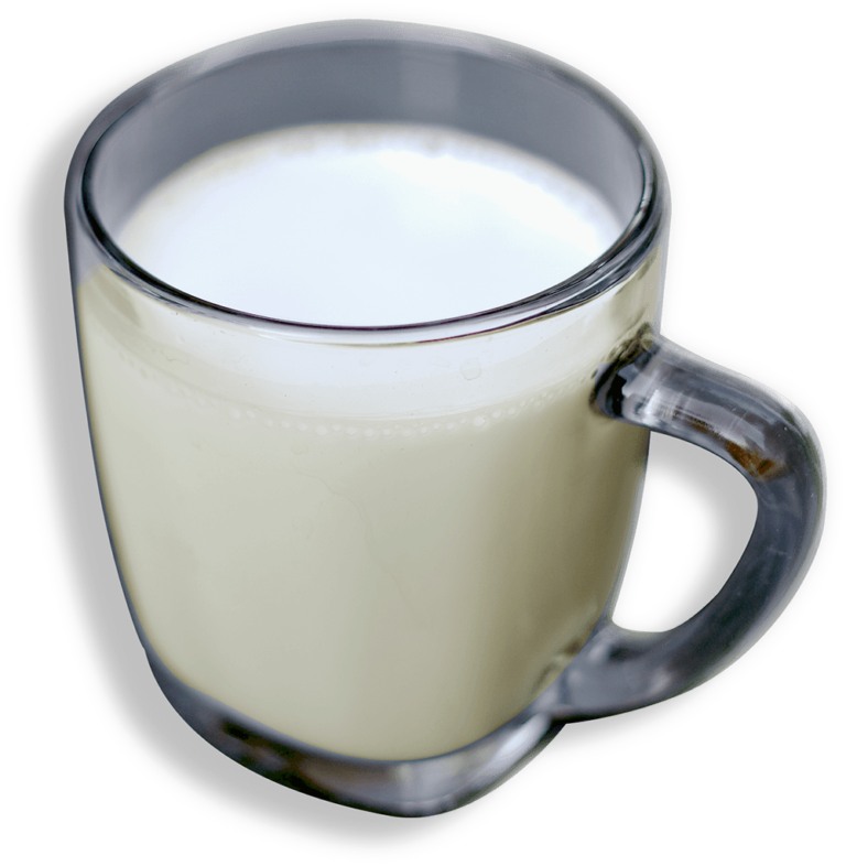 12 oz soy milk