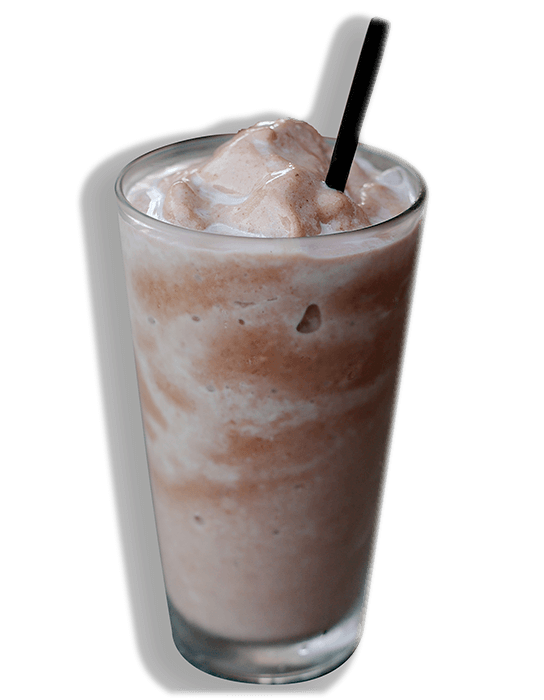 Red Bean Milk Shake