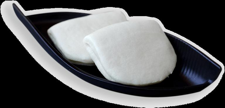Steamed sandwich bun