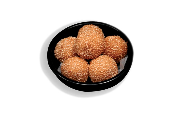 Red Bean Paste Sesame Ball