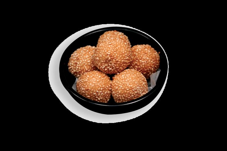 Red Bean Paste Sesame Ball